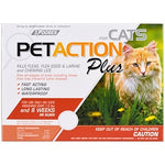 PetAction Plus, For Cats, 3 Doses