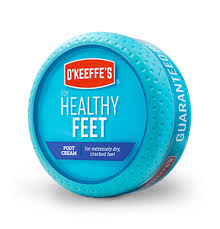 O'keeffe's For Healthy Feet 2.7 oz. Jar