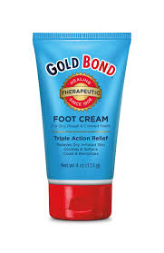 Gold Bond Foot Cream 4 oz.