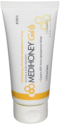 Medihoney Wound & Burn Dressing Gel 1.50 Oz