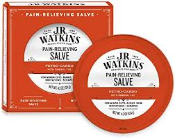 J.R. Watkins Pain-Relieving Salve (Petro- Carbo) 4.3 oz.