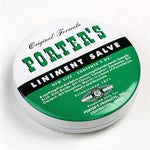 PORTER'S LINIMENT SALVE, 2 oz.