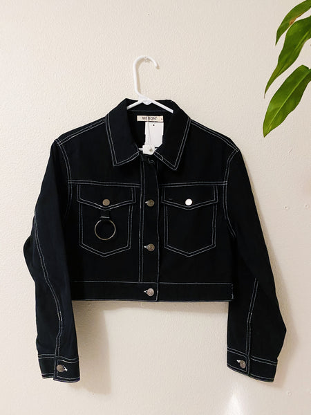 The Lun Jean Jacket