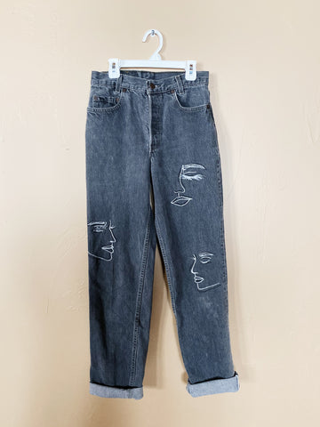 The Sylvia Vintage Jeans