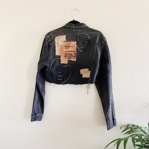 The Eclipse Vintage Jacket