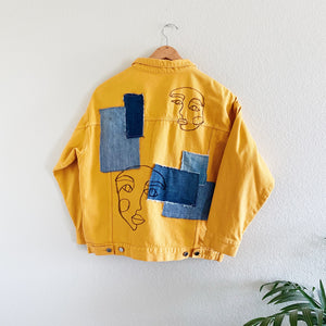 The Polly Jean Jacket