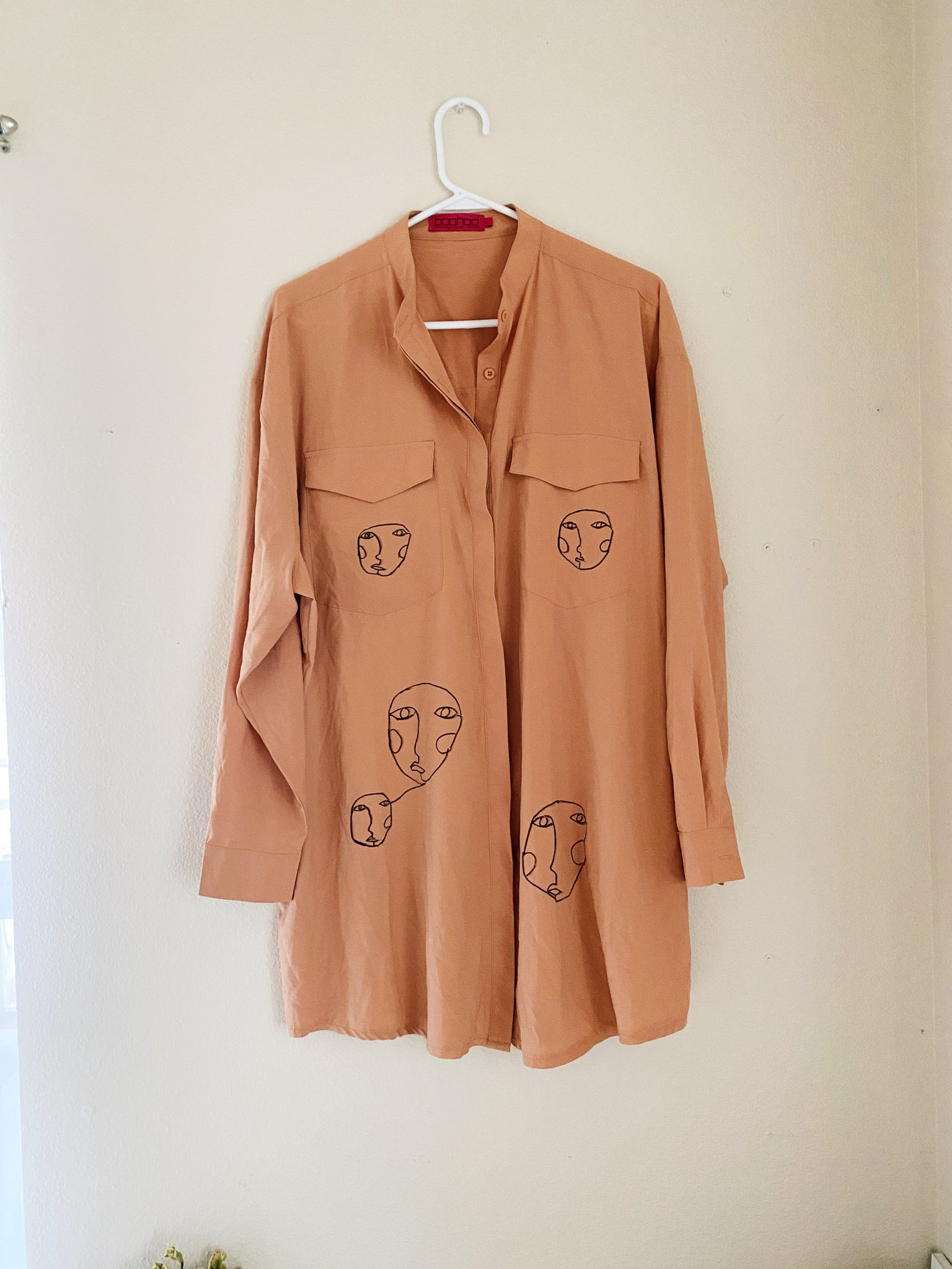 Vintage Soft-shell Trench Layer