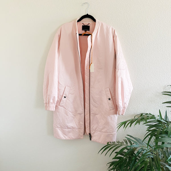 The Rose Long Coat