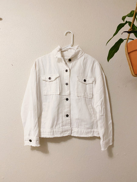 The Sparrow Jean Jacket