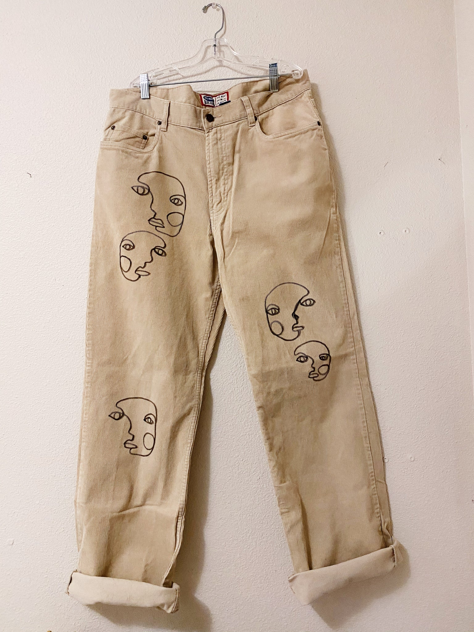 The Jasper Corduroy Trousers