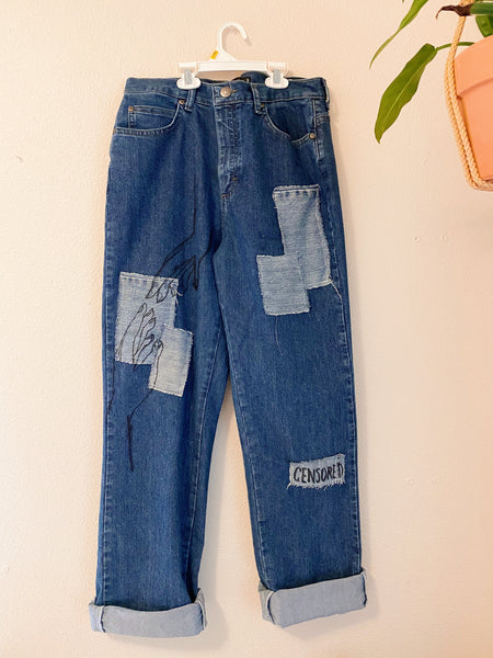 The Marigold Jeans