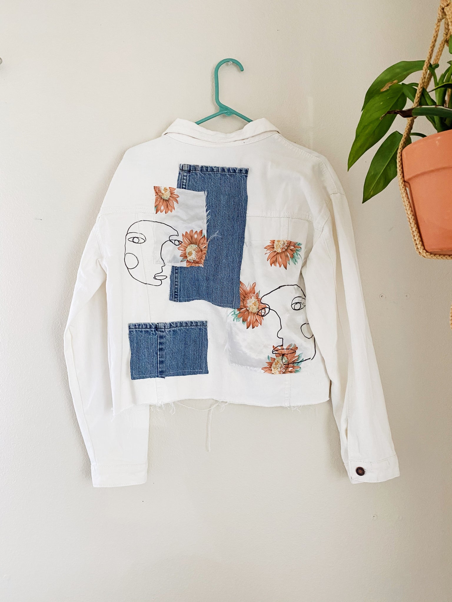 The Kanva Vintage Jean Jacket