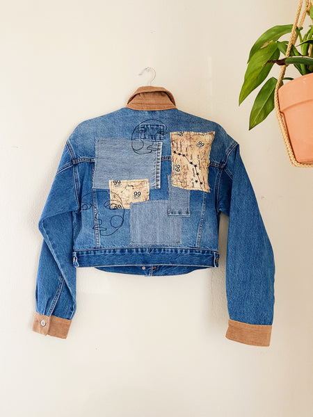The Lana Vintage Jean Jacket