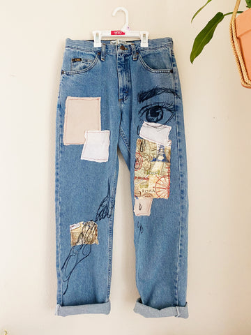 The Zim Vintage Jeans