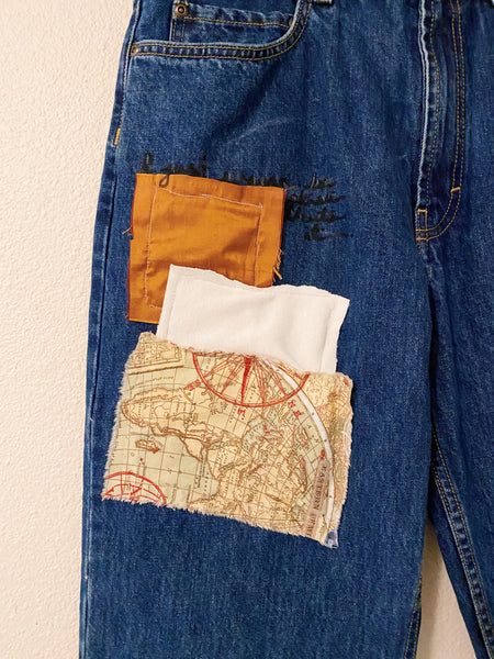 The Gallery Vintage Jeans