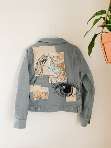 The Lunar Jean Jacket