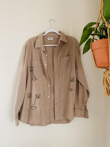 The Brady Vintage Outer Layer