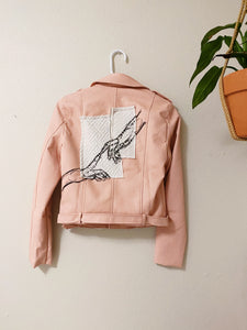 The Rincon Vintage Leather Jacket