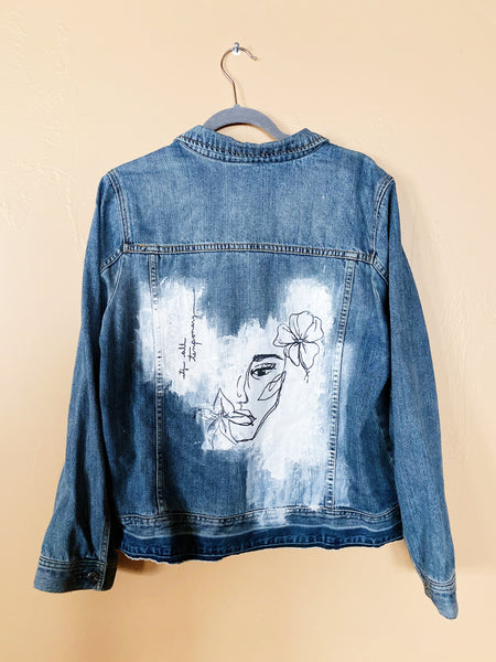 The Lucy Jean Jacket
