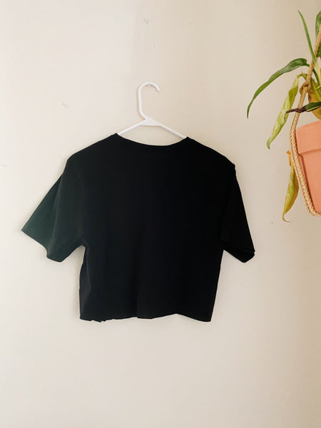 BLM Cropped T