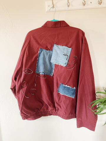The Frillo Wind Breaker Jacket