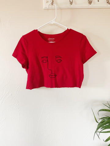 The OG Face Cropped T-shirt