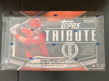 Load image into Gallery viewer, 2020 Topps Tribute Baseball Hobby Box