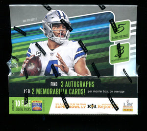 2020 Panini Absolute Football Hobby Box