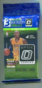 2018/19 Panini Donruss Optic Basketball Cello