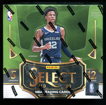 Load image into Gallery viewer, 2019/20 Panini Select Basketball Hobby Box
