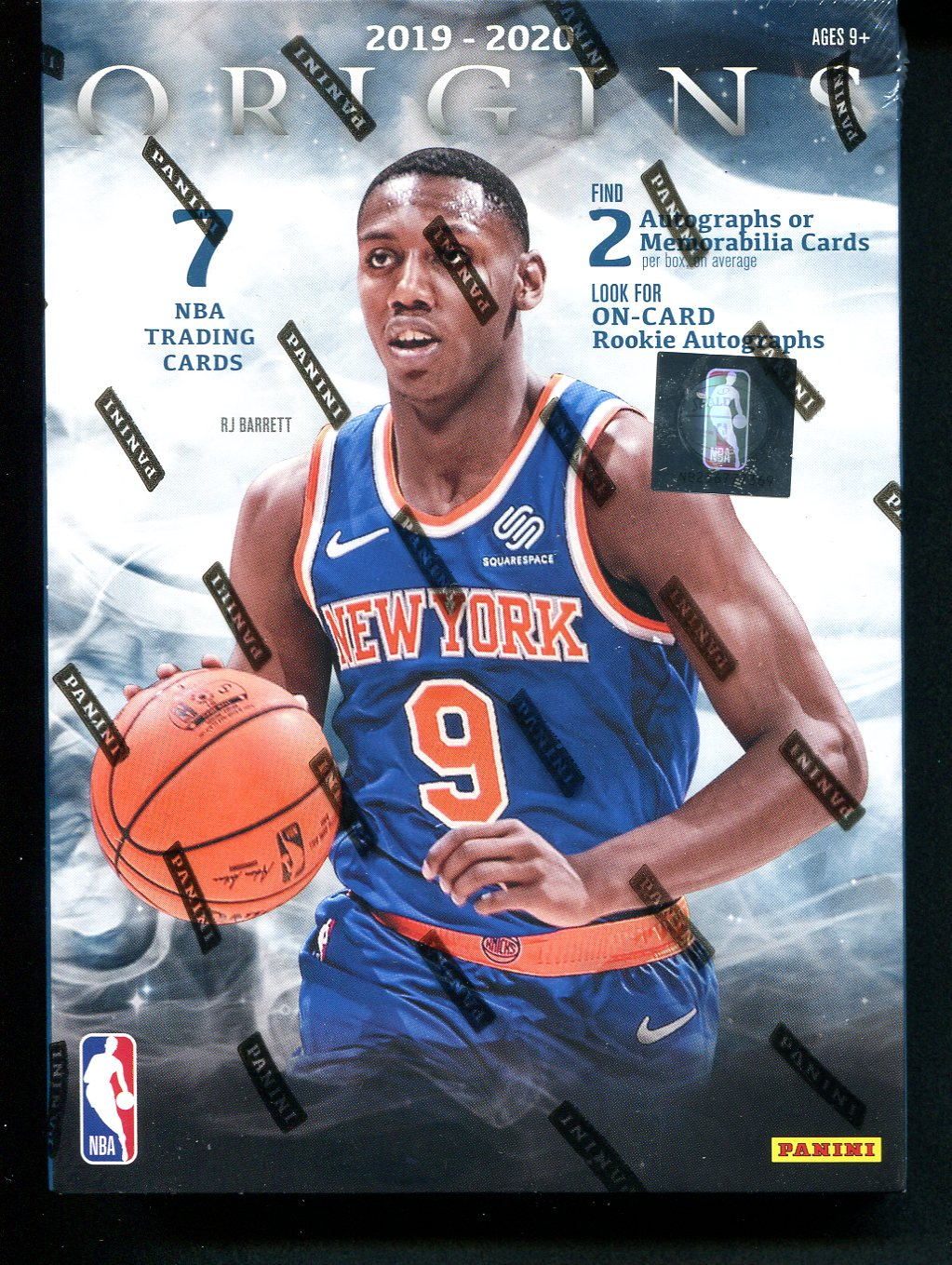 2019/20 Panini Origins Basketball Hobby Box