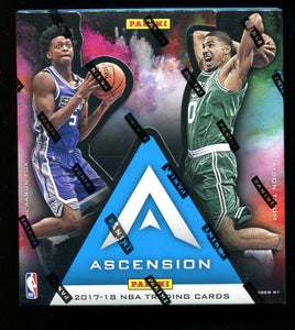 2017/18 Panini Ascension Basketball Hobby Box