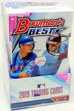 Load image into Gallery viewer, 2019 Bowman's Best Baseball Hobby Box