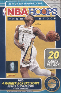 2019/20 Hoops Premium Stock Hanger Box