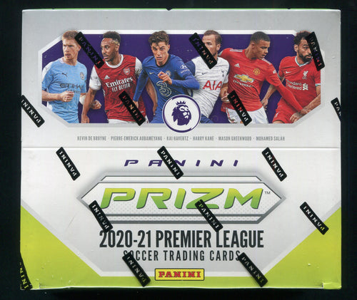 2020/21 Panini Prizm English Premier League Soccer Breakaway Box