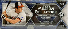 Load image into Gallery viewer, 2019 Topps Museum Collection Baseball Hobby Box