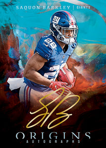 2019 Panini Origins Football Hobby Box