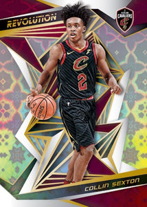 2019-20 Panini Revolution Basketball Hobby Box