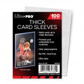 "2-1/2"" X 3-1/2"" Card Sleeves for Thick Cards"