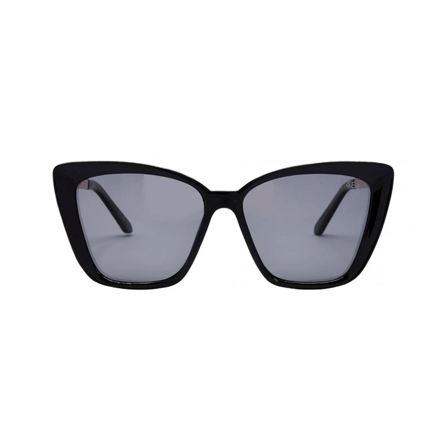I-SEA Aloha Fox Sunglasses - Black