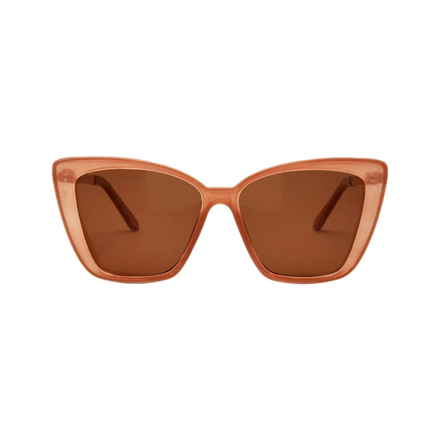 I-SEA Aloha Fox Sunglasses - Taupe