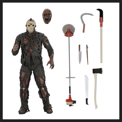 "Friday the 13th VII: The New Blood 7"" Ultimate Neca Figure (Pre-Order)"
