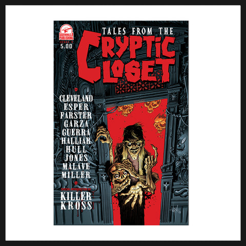 Tales from the Cryptic Closet Comic Book Issue #1