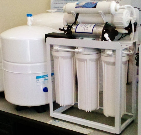 Light Commercial Reverse Osmosis Water Filter System 300GPD (6.5G Tank) - Titan Water Pro