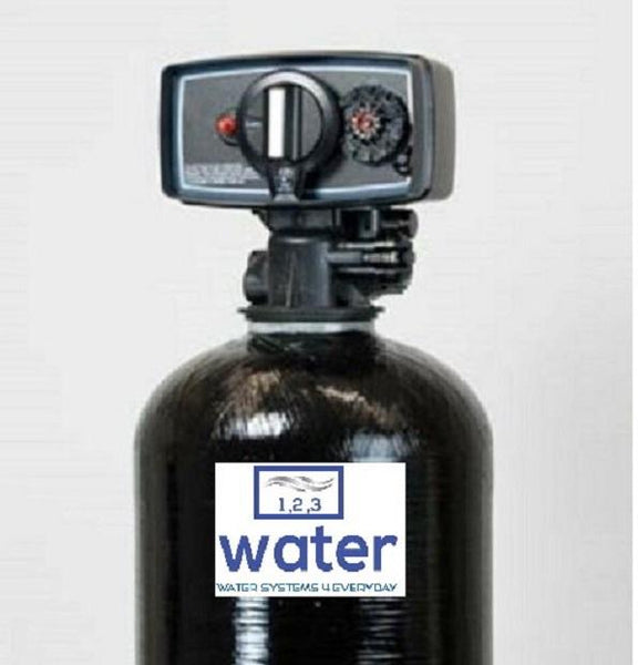 Whole House 1 CU FT  LayneRT Arsenic Removal Media 948 Tank Timer Backwash - Titan Water Pro
