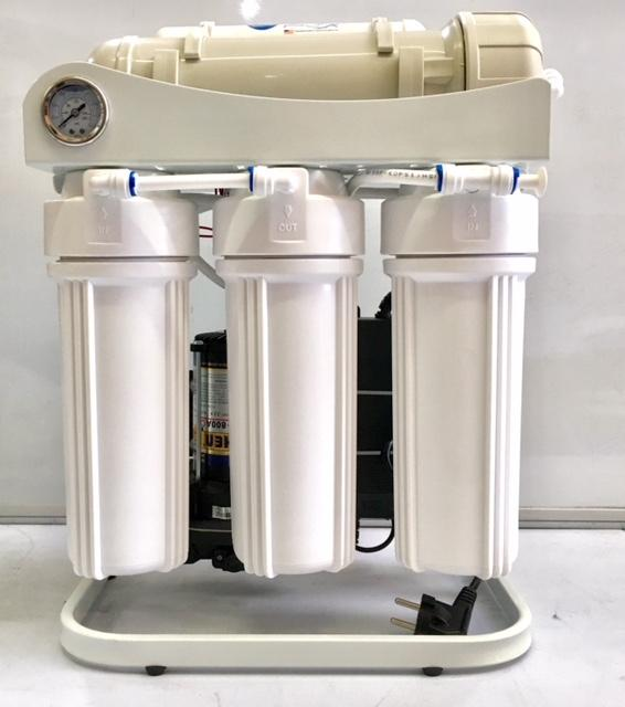 Reverse Osmosis Water Filtration System 800 GPD-Direct Flow-Booster Pump RO-10 - Titan Water Pro