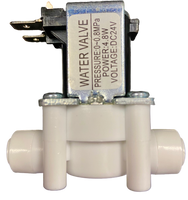 Water Valve Pressure 0~0 8MPa - Power: 4.8W Voltage:DC-24V Inlet Solenoid Valve - Titan Water Pro