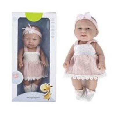 pure Baby Real to Touch 31cm Baby Doll