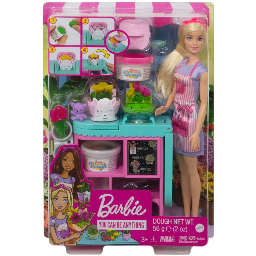 Barbie You Can Be Anything - Florist