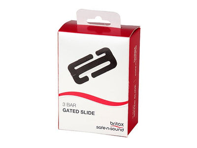 Britax 3 Bar Gated Slide 50mm Locking Clip